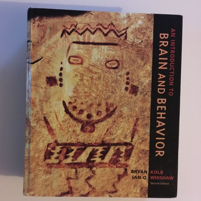 An Introduction To Brain And Behaviour