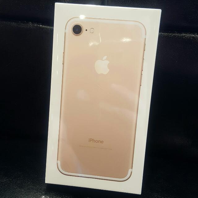 Apple iPhone7 128G 金