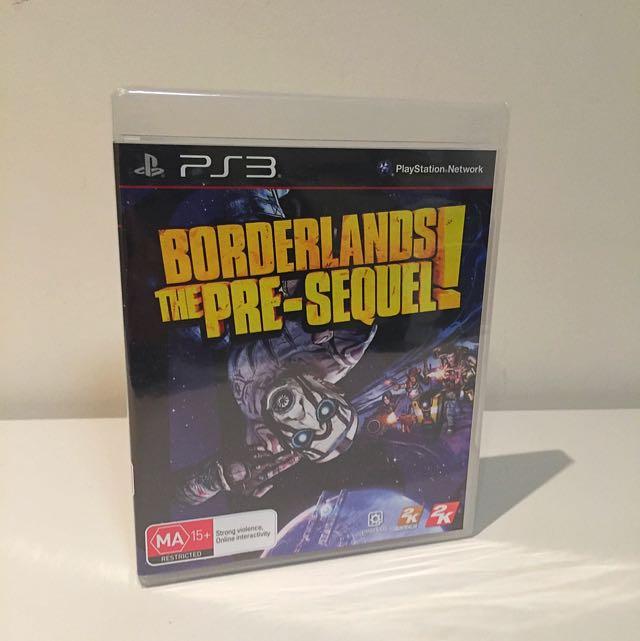 Borderlands - The Pre Sequel - PS3