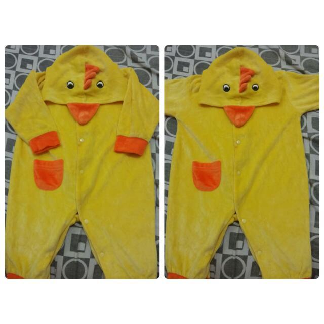 Chicken costume 6-24 mos.