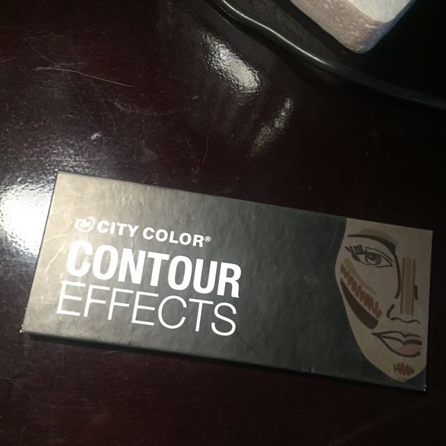 (booked) City Color Contour Effect