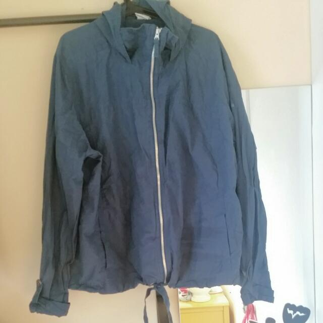 COLOMBIA SIZE 3X FALL ZIP UP JACKET
