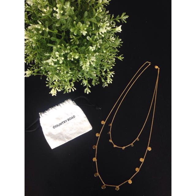 Country Road Necklace