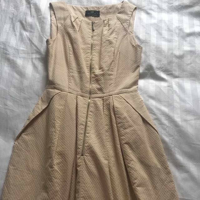 Cue Work Dress