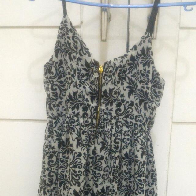 Mini Dress By Gaudi