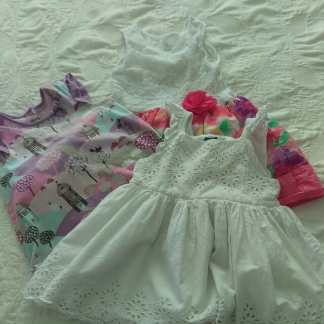 Dresses 2T
