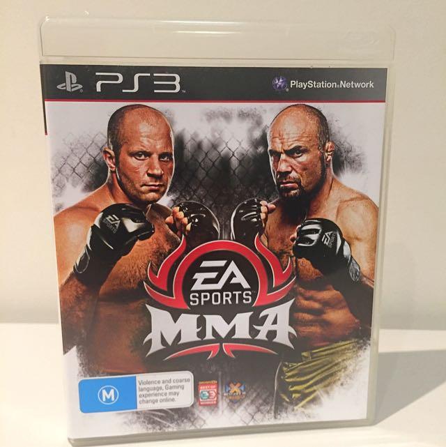 EA: Sports MMA - PS3