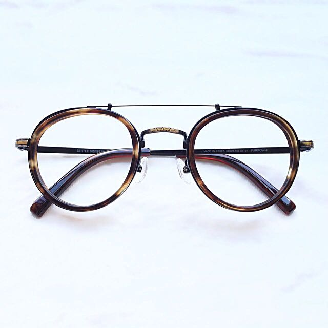 EDITION Gentle Monster glasses furrow 4/01