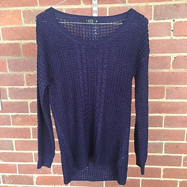 FATE Slouch Knit