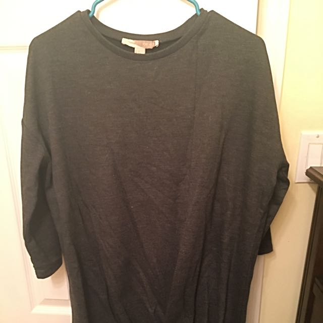 """Forever 21 """"contemporary"""" Slouchy Dress"""