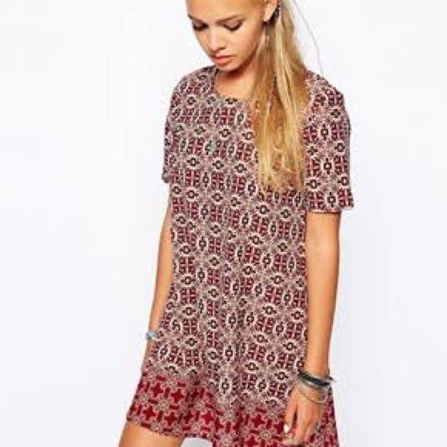 Glamorous Boho Style Dress