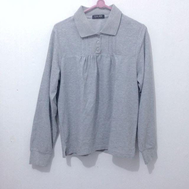 Grey Wanky Shirt