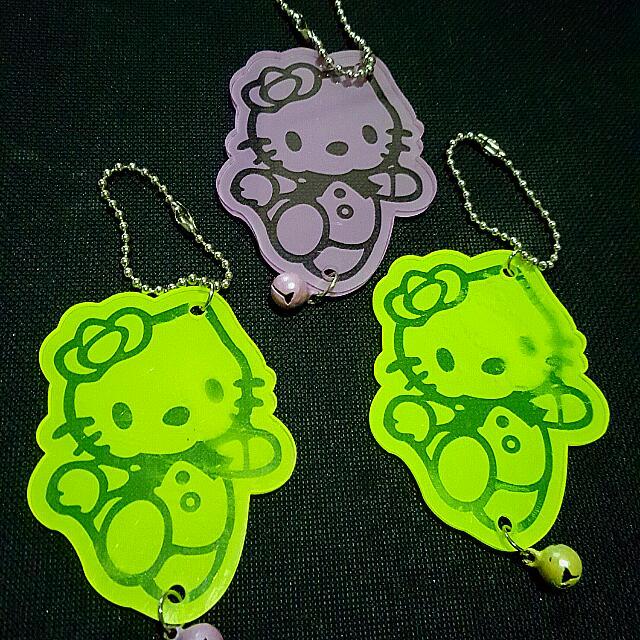 Hello Kitty Keychains