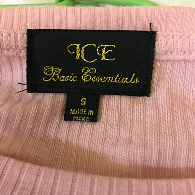 ICE Crop Top