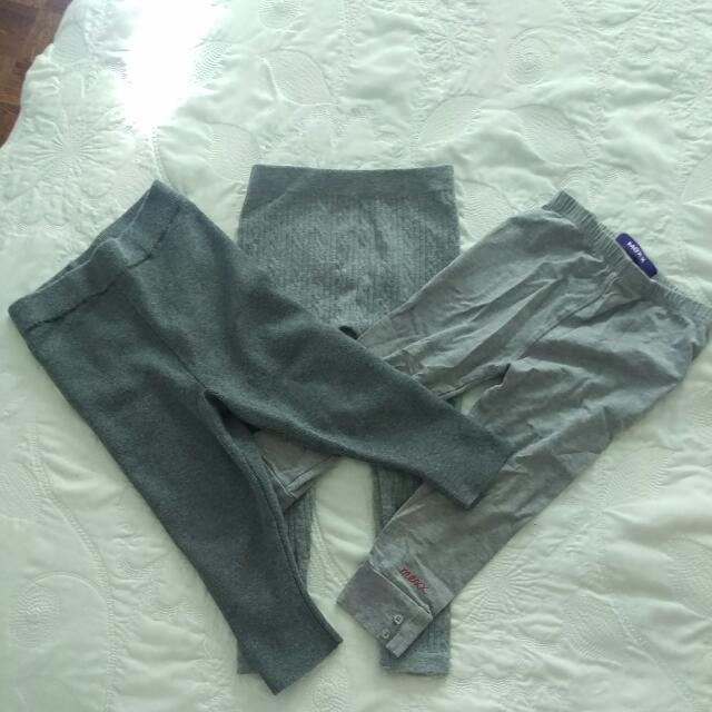 Knit Tights 2T