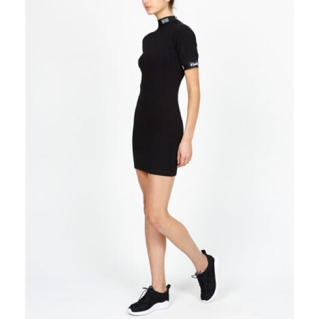 Ksubi Turtle Neck Dress