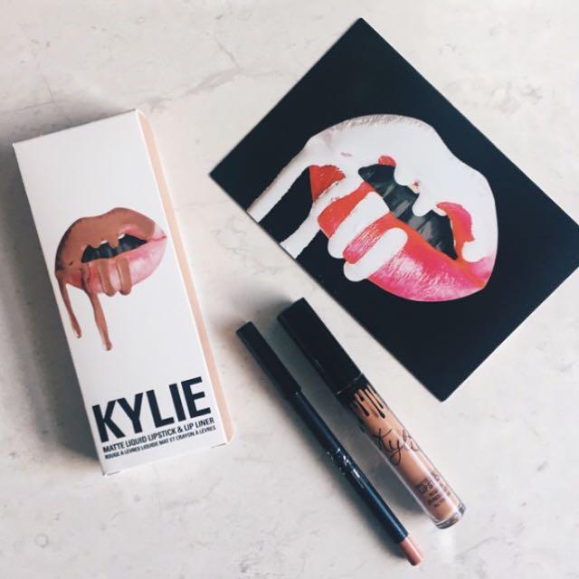 Kylie Jenner Lip Kit - Exposed