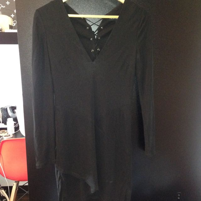 Limited edition Kendall And Kylie Black Dress