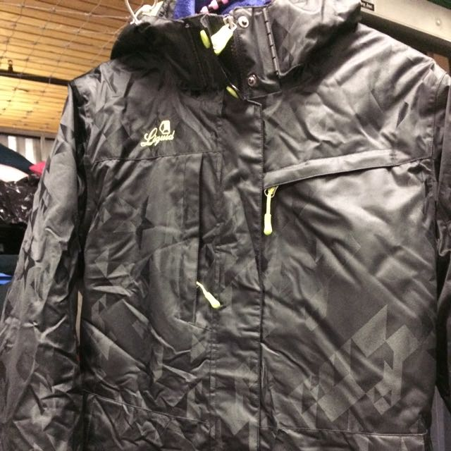 Liquid Winter Jacket