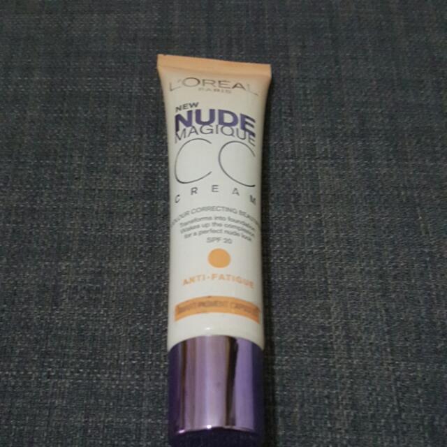 L'Oréal Nude Mahique CC Cream