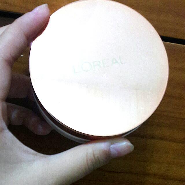 Loreal 粉殼 氣墊粉餅