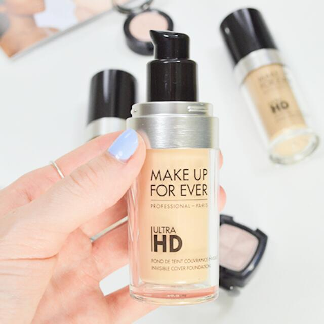 Make Up For Ever Ultra HD Foundation SHARE IN JAR
