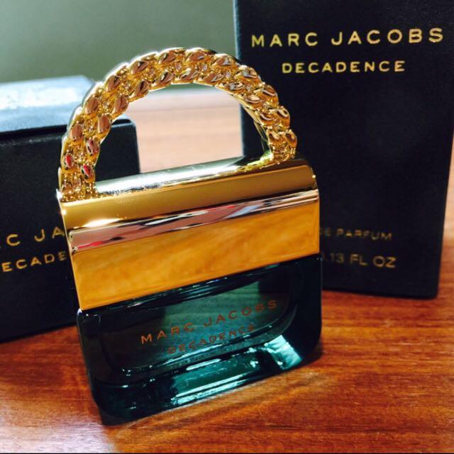 Marc Jacobs Decadence  #不羈女郎女性淡香精(4ml)