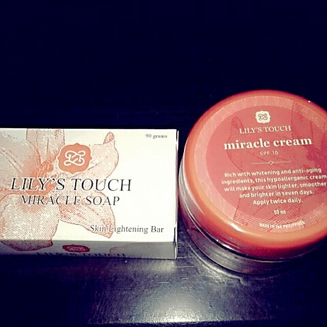 Miracle Cream With Miracle Soap for Free!