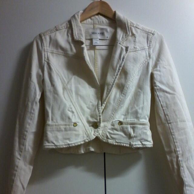 MNG JEANS JACKET