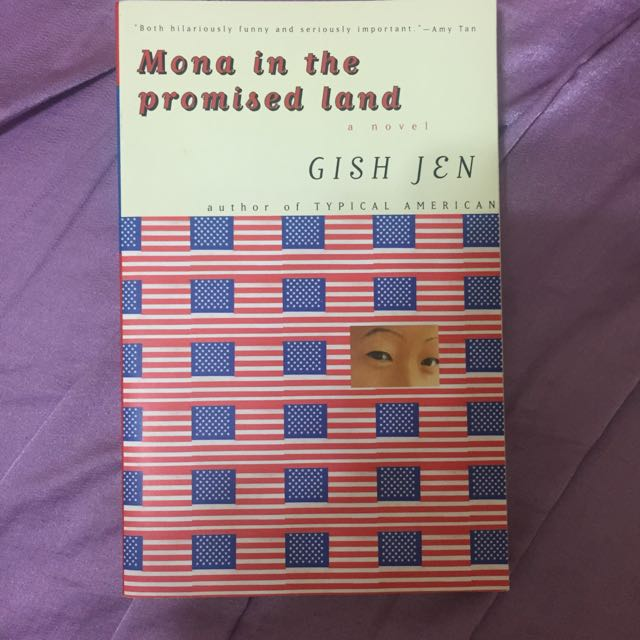 Mona In The Promised Land