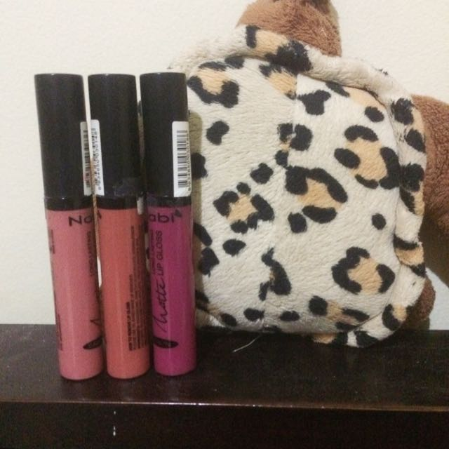 Nabi Lipmatte Take All 40.000