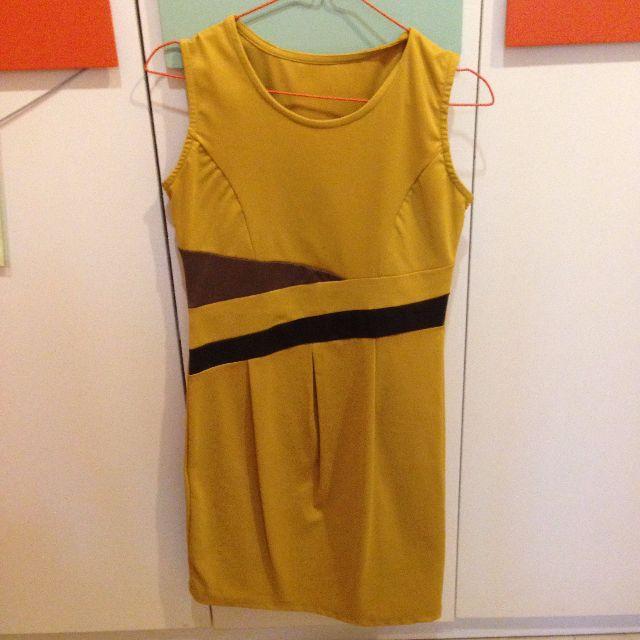 NEW - Yellow Dress