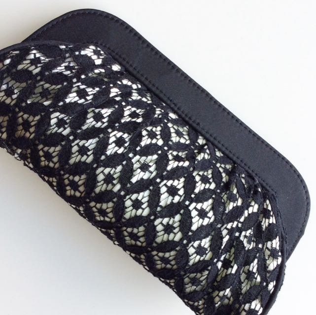 NEW Lace Clutch