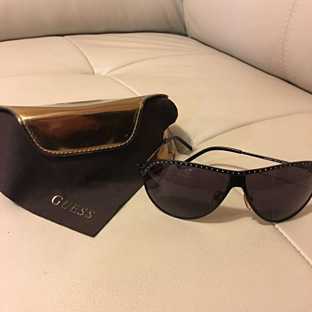 Original Guess Aviator Sunglasses