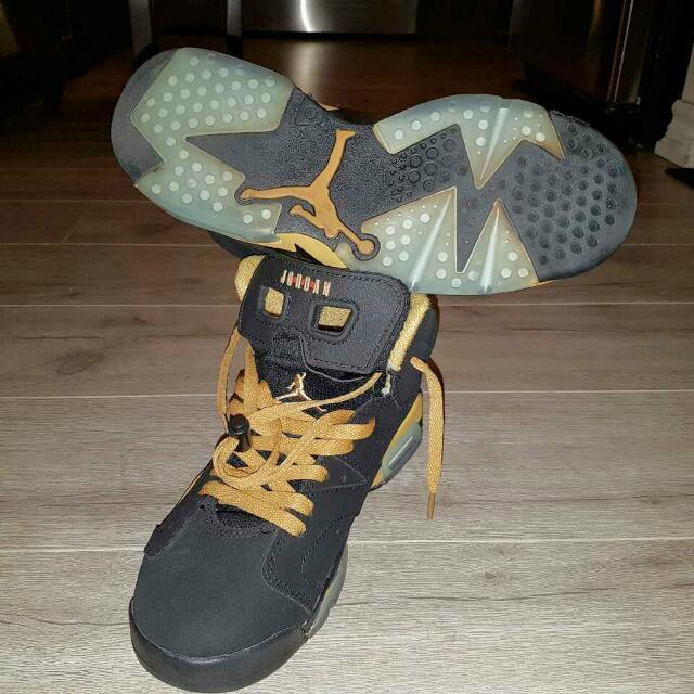 OVO Jordan Retro 6  Size 8 Mens
