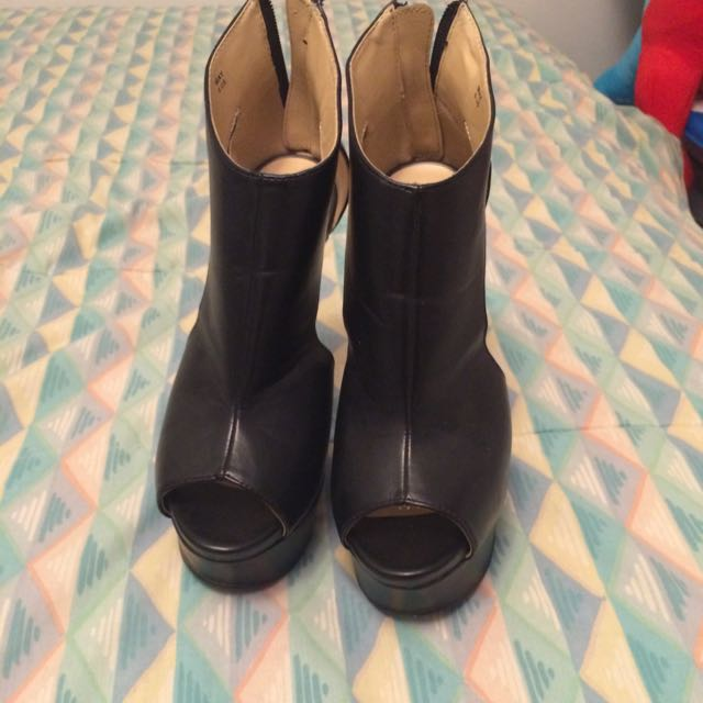Platform Shoes Size 6