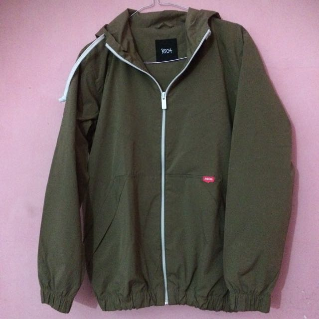 RSCH Army Jacket (Jaket Ouval Research)