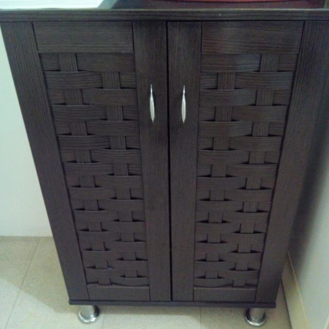 Shoes Cabinet, Spacious, Clean And Very New.