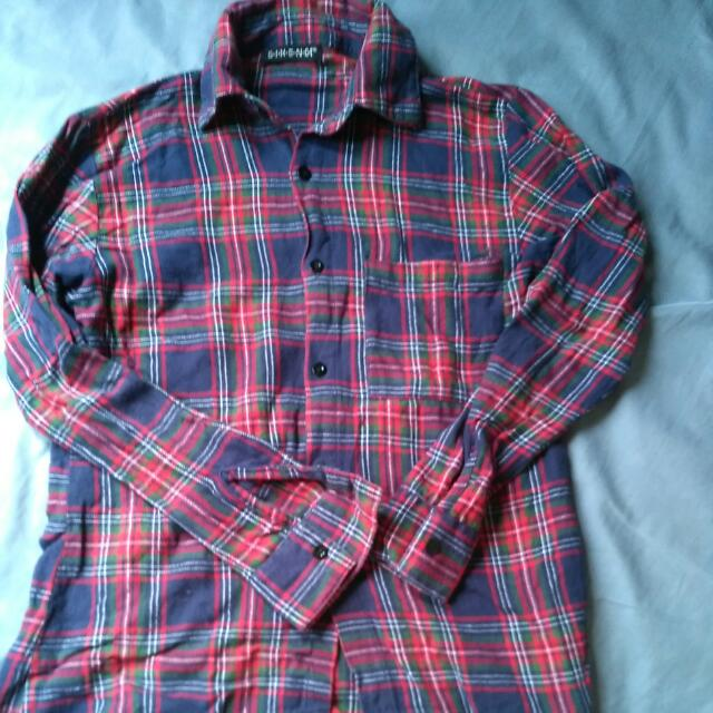 Sixence's flanel