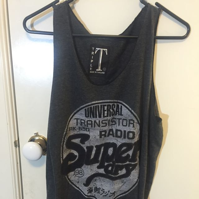 Superdry Singlet One Size