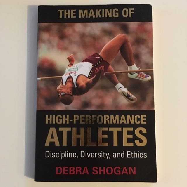 The Making Of High-Performance Athletes