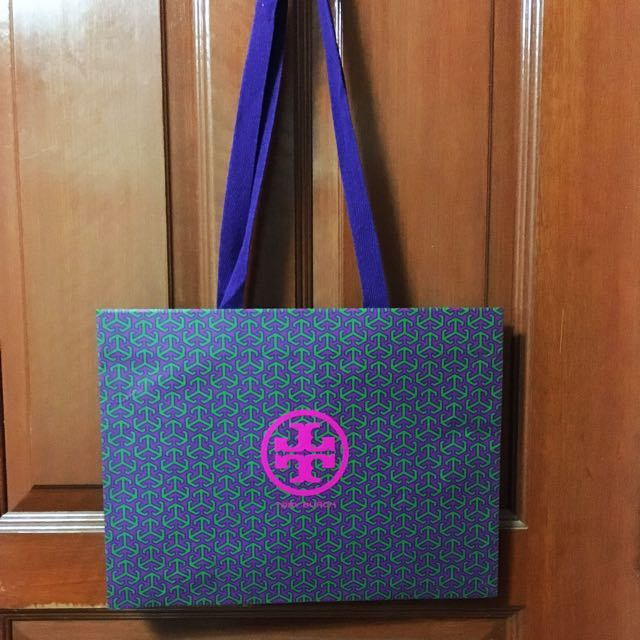Tory Burch Original Paper Carry Bag
