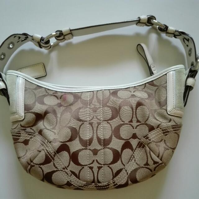 13442c7d4ec9 USED Coach Handbag For Sale
