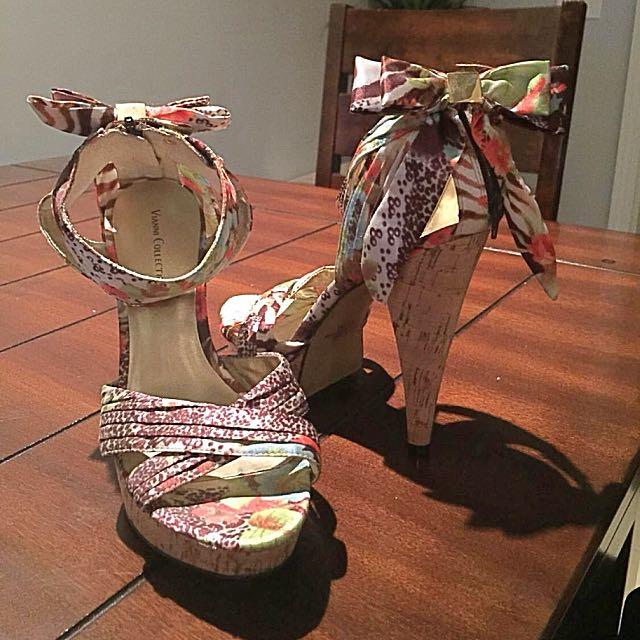 Vianni Heels Size 9