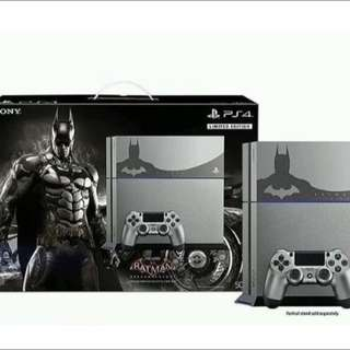 Sony PS4 500gb Arkham Knight Limited Edition Console