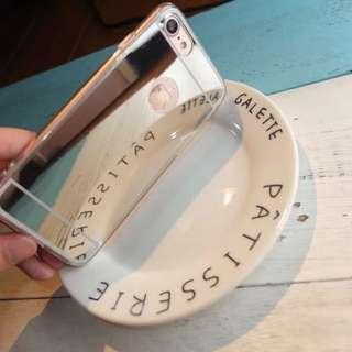 Iphone鏡面手機殼