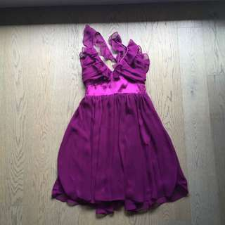 F21 Chiffon Dress