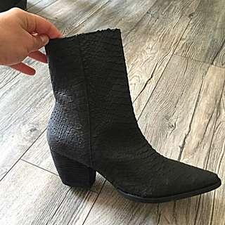 Matisse Caty Python Boot Reg 305$