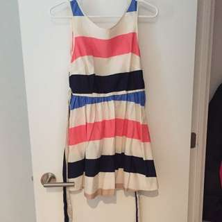 F21 Backless Sundress