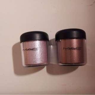 MAC loose pigment ($20 ea.)